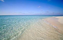 Lagune d'origine de paradis Image stock