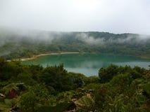 Lagune de Botos Image stock