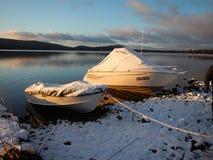 Lagune de Bronte Images stock