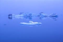lagune de jokulsarlon Image stock