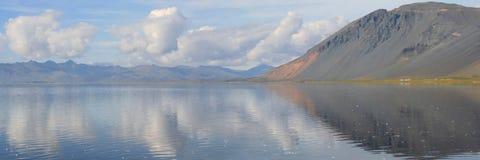 Lagune de Lon Photos libres de droits