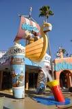 Lagune de Toon à Orlando universel Images libres de droits