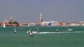 Lagune de Venise Photo libre de droits