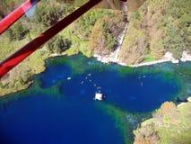 Lagune des halben Mondes Lizenzfreies Stockfoto