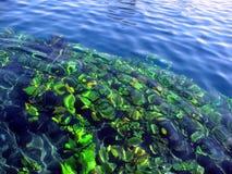 Lagune des halben Mondes Lizenzfreie Stockfotografie