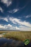 Lagune protettive in Spagna fotografie stock libere da diritti