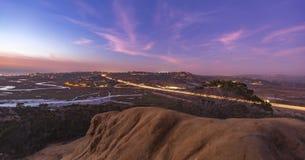 Lagune Sans Elijo in Süd-Kalifornien Lizenzfreie Stockfotografie