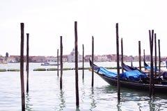 Lagunestad Venetië-Italië Stock Foto