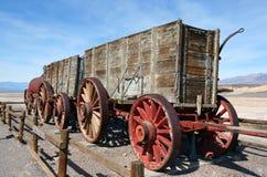lagvagn för 20 mule royaltyfri fotografi