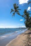 Lahaina coast, Maui, Hawaii Stock Photos