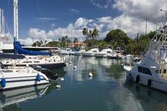 Lahaina Harbor, Maui, Hawaii Royalty Free Stock Images