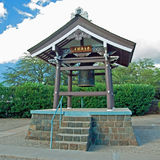 Lahaina jodo mission on Maui Island Hawaii Royalty Free Stock Photos
