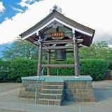 Lahaina jodo mission on Maui Island Hawaii Royalty Free Stock Photos