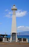 Lahaina-Leuchtturm Stockbilder