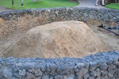 Lahaina Luau Maui Royalty Free Stock Images