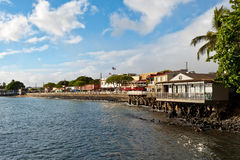Lahaina, Maui, Hawaii Royalty Free Stock Photography
