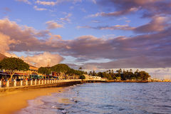 Lahaina, Maui, Hawaii. Stock Photos