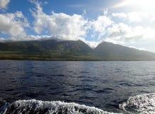 Lahaina, Maui, Hawaii. Scenery of west Maui near Lahaina, Hawaii Stock Photo