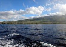 Lahaina, Maui, Hawaii. Scenery of west Maui near Lahaina, Hawaii Royalty Free Stock Image