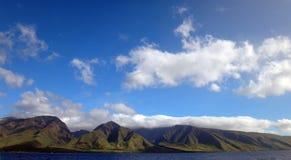 Lahaina, Maui, Hawaii. Scenery of west Maui near Lahaina, Hawaii Stock Image