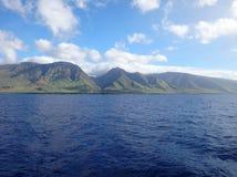 Lahaina, Maui, Hawaii. Scenery of west Maui near Lahaina, Hawaii Stock Photography