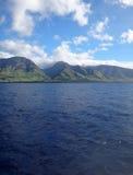 Lahaina, Maui, Hawaii. Scenery of west Maui near Lahaina, Hawaii Royalty Free Stock Photography