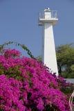 Lahania Leuchtturm Lizenzfreie Stockfotografie
