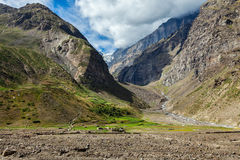 Lahaul valley, India Stock Images