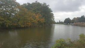 lahijan池塘 库存图片