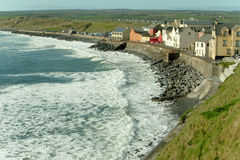 Lahinch Photographie stock