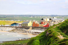 Lahinch, Irlande Photographie stock