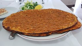 Lahmacun Royalty Free Stock Image