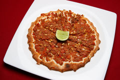 Lahmacun Stock Photography