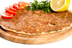 Lahmacun Royalty Free Stock Photos
