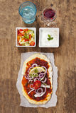 Lahmacun Royalty Free Stock Images