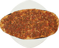 Lahmacun1 Royalty Free Stock Photos