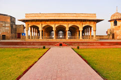 Lahore-Fort Lizenzfreie Stockbilder