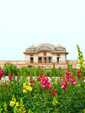 Lahore Fort Garden Royalty Free Stock Images