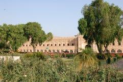Lahore fort, Lahore, Pakistan Royaltyfri Foto