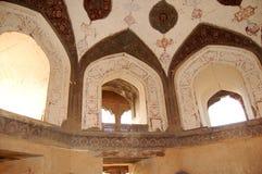 Lahore fort, Lahore, Pakistan Royaltyfri Fotografi