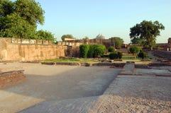 Lahore fort, Lahore, Pakistan Royaltyfria Foton