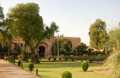 Lahore fort, Lahore, Pakistan Fotografering för Bildbyråer