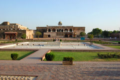Lahore Fort, Lahore, Pakistan Stock Photography