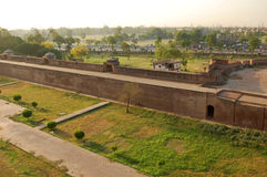 Lahore fort och gammal stad, Lahore, Pakistan Royaltyfri Foto