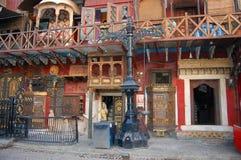 Lahore gammal stad, Lahore, Pakistan Arkivfoton