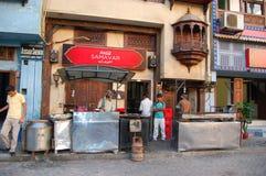 Lahore gammal stad, Lahore, Pakistan Arkivbilder