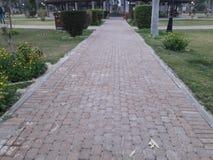 Lahore garden town park royalty free stock photos