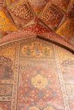 Lahore, Pakistan - 17 avril 2018 : Wazir Khan Mosque photo stock