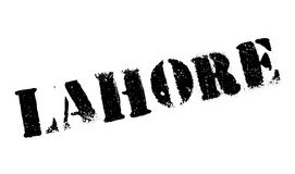 Lahore stamp rubber grunge Royalty Free Stock Photos