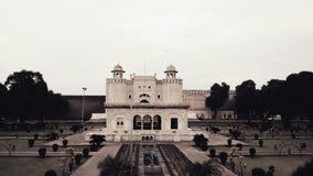 Lahorefort royalty-vrije stock afbeelding
